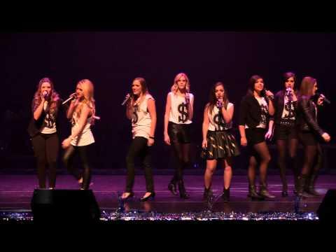 "Hello Texas Swing Girls Singing ""Royals"""