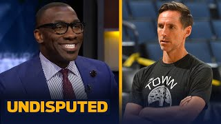 Skip & Shannon react to Steve Nash being named Head Coach of the Brooklyn Nets | NBA | UNDISPUTED