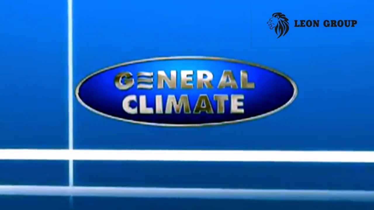 general climate gu-u36hn1 инструкция монтаж