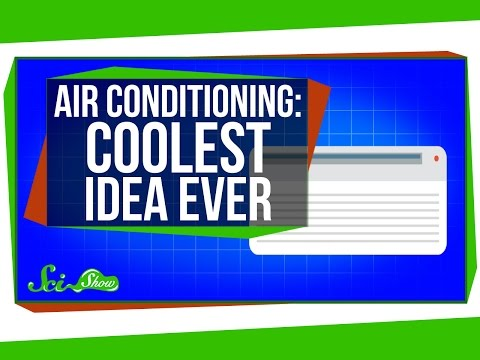 Air Conditioners: Coolest Idea Ever