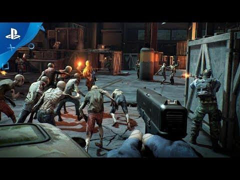 DEAD ALLIANCE - PS4 Trailer | E3 2017