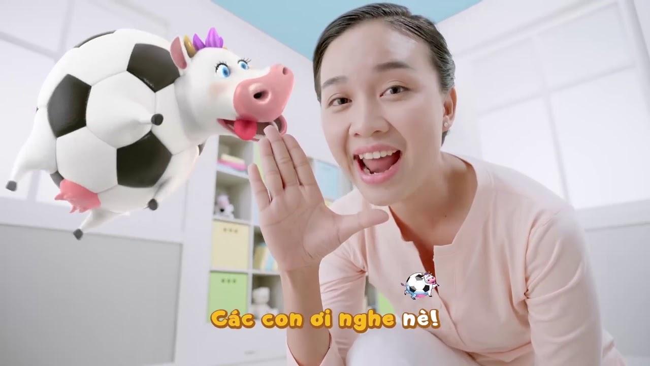 Quảng cáo sữa KUN vui nhộn – Giúp bé ăn ngon miệng