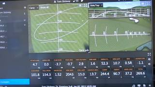 Trackman Educational Series- Driver Fitting and the Numbers
