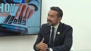 TRIBUTACIÓN DE HOY - INVITADO DR  GALO MALDONADO  TEMA  USO DE CONVENIOS DE DOBLE TRIBUTACIÓN