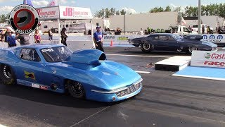 2015 IHRA Rocky Mountain Nationals Part 26: (Pro Modified Semi Final Eliminations)