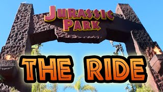 Jurassic Park The Ride [California]