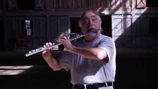Giacinto Scelsi, Tetratkys - Harvey Sollberger, flute