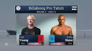 2016 Billabong Pro Tahiti: Round 3, Heat 5