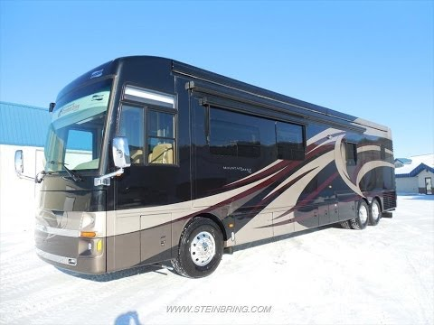 2014 Newmar Mountain Aire 4369 w/Full Wall Slide & Dual Sinks for Sale