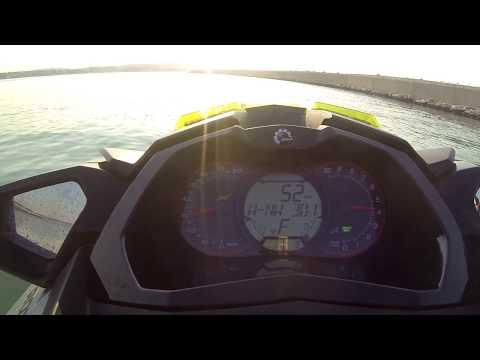 Seadoo RXP 300 Ecu reflash Top speed 133...
