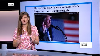 'Here are six costly failures from America's longest war  No  1  cashmere goats'
