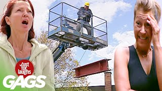 Best of Destructive Pranks Vol. 6 | Just For Laughs Compilation