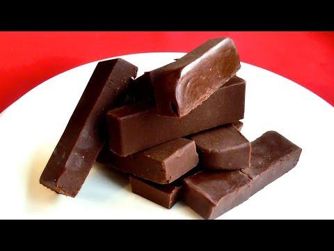 ШОКОЛАД СВОИМИ РУКАМИ!!! Как приготовить шоколад!!!ДОМАШНИЙ ШОКОЛАД!!!