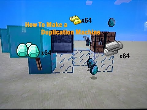 Minecraft Item Duplication - Gambleh nn