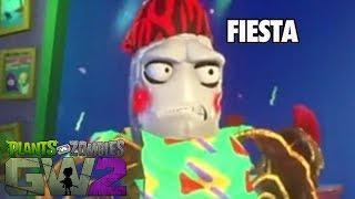 La Fiesta de la Defensa - Plants vs Zombies Garden Warfare 2