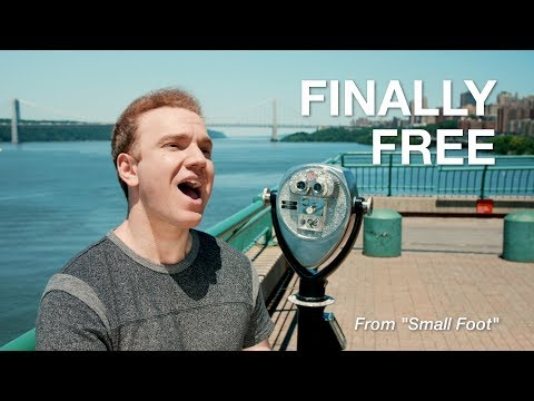 "Niall Horan - Finally Free (From ""Small Foot"") COVER 