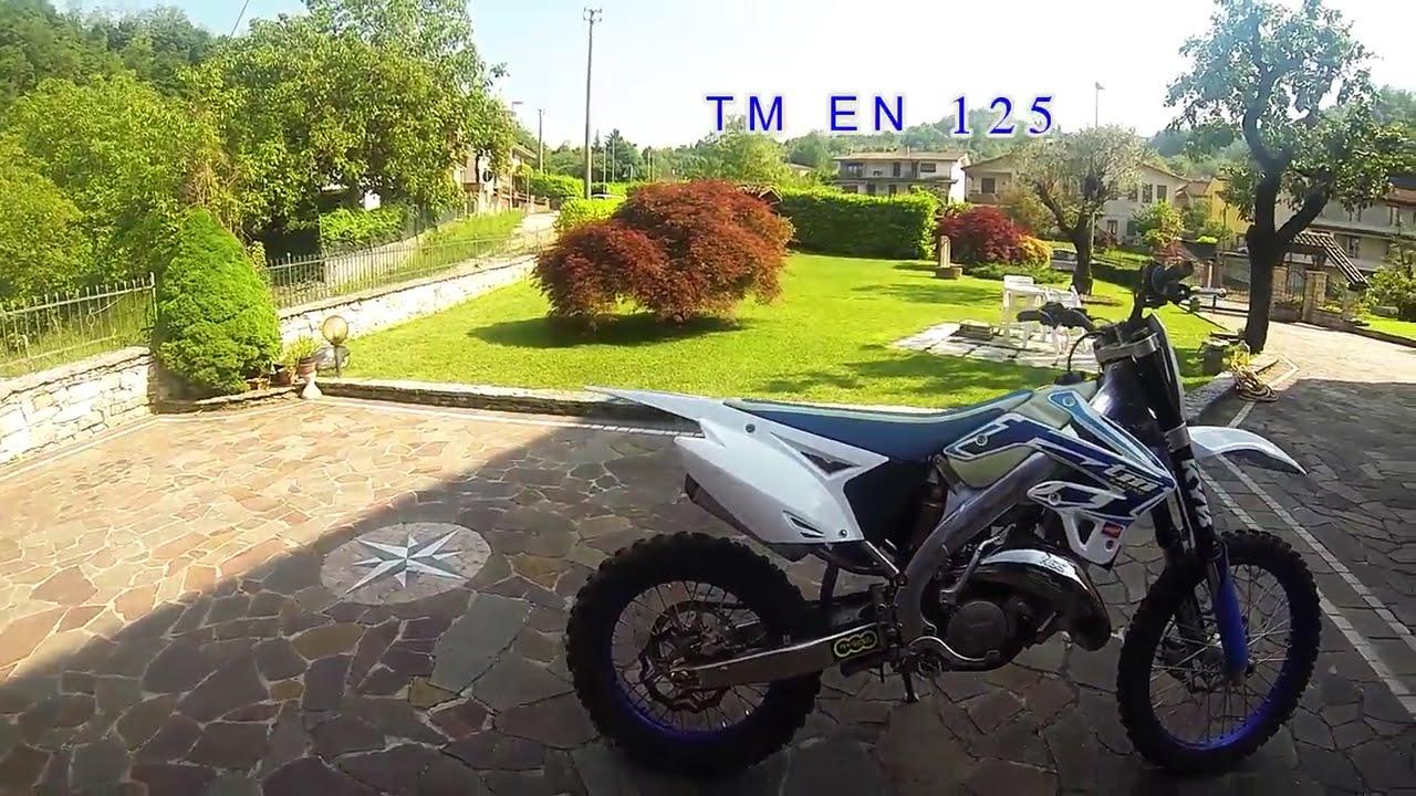 Tm En 125 Full Gass Enduro Summer 2k16 Youtube