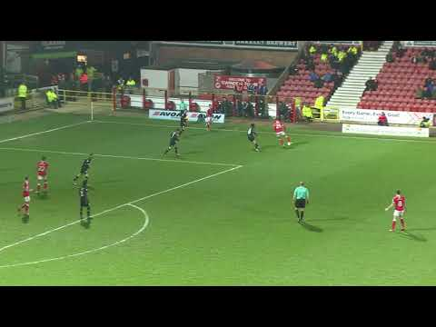 Highlights | Swindon Town 2-2 Yeovil Town