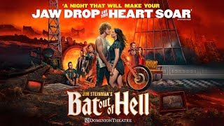 ticketmaster at the bat out of hell launch event
