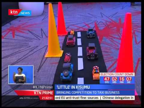 Craft Silicon announce little cabs has entered Kisumu bringing competition to the taxi business