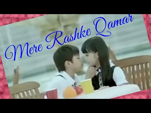 Mere Rashke Qamar Video Song | Cute Baby...