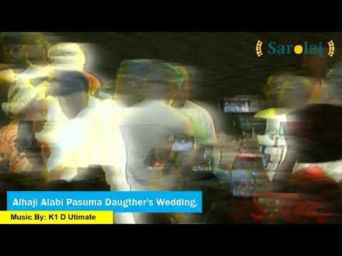 Download Wasiu Alabi Pasuma's daughter wedding. Music by K1 D'Utimate