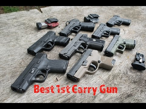 Best Gun For Your 1st Carry Gun & Ones To Stay Away From!