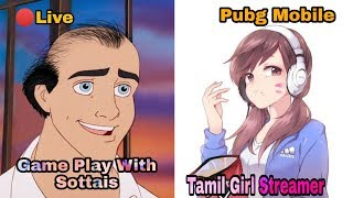 ???? Tamil Girl Gamer | Pubg Mobile | Malaysian | IPhone XR | Clan PGYT