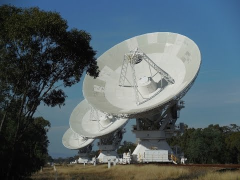 Driving Radio Telescopes at the Compact Array
