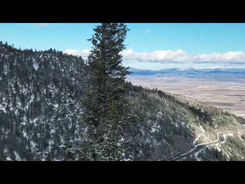 Lake Tahoe From The Snow Mountains (Kingsbury, NV)