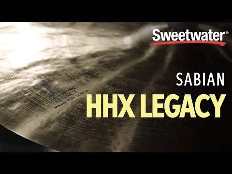 Sabian HHX Legacy Cymbal Pack Review