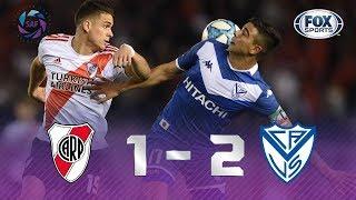 QUE FASE DO RIVER NA SUPERLIGA! Veja os gols da derrota do time por 2 a 1 na Superliga Argentina