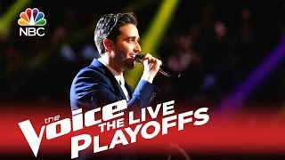 The Voice USA 2015 Live Playoffs - Viktor Kiraly sings