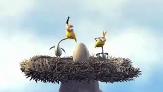 Смешные птенчики  Мультфильм короткометражка