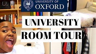 Uni Vlogs #9   Oxford University Room Tour   Detailed Tour   Miss Varz