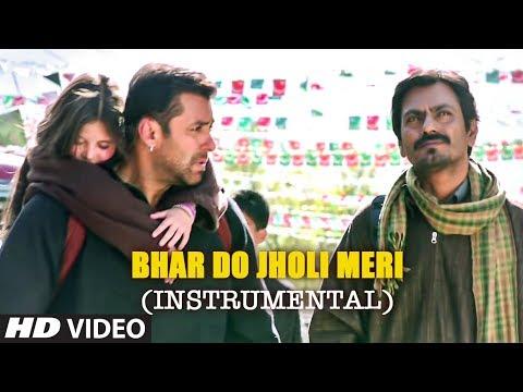 Bhar Do Jholi Meri - Bajrangi Bhaijaan - Instrumental (Hawaiian Guitar) By Rajesh Thaker