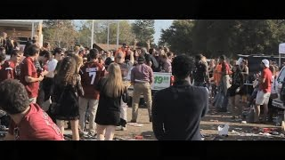 USC vs Clemson Tailgate Madness [2015] (Shot by @TerenceEnn)