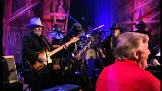 """Willie Nelson, Jerry Lee Lewis, Merle Haggard & Keith Richards  - """"Truble In Mind"""""""