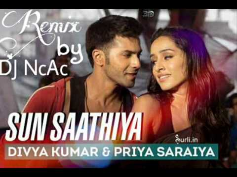 Sun Saathiya - ABCD 2(Remix)  - DJ NcAc