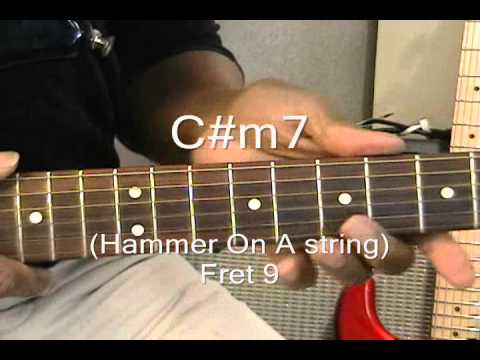 Justin Bieber All That Matters Rb Guitar Lesson How To Play