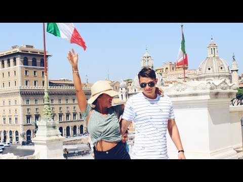 WHAT TO DO IN ROME!! | ITALY | Travel vlog 9
