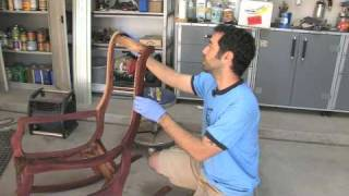 111 - How To Apply A Deep Red Mahogany Finish
