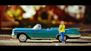 How To Make Miniature Photo Editing | Photoshop CC 2018 Tutorial