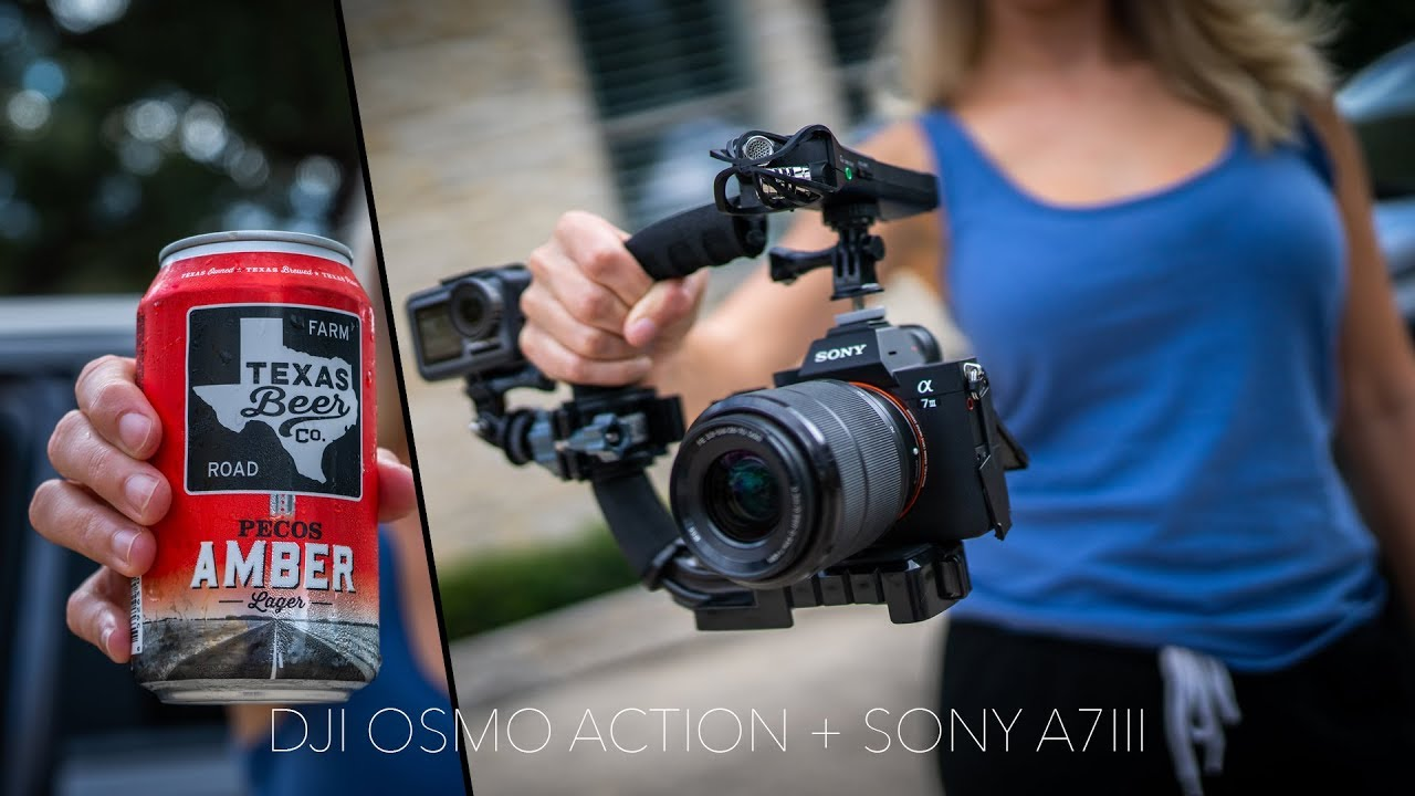 DJI Osmo Action + Sony a7iii Travel Camera Rig Test | September 2019