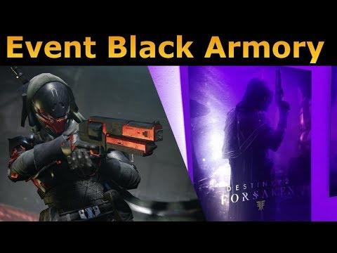 Destiny 2 : Vlog Event Black Armory à Munich ! thumbnail
