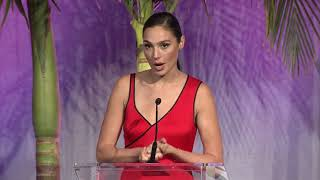 Gal Gadot honors Wonder Woman director Patty Jenkins for her work with ARC