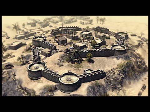 Epic ANZAC Fort