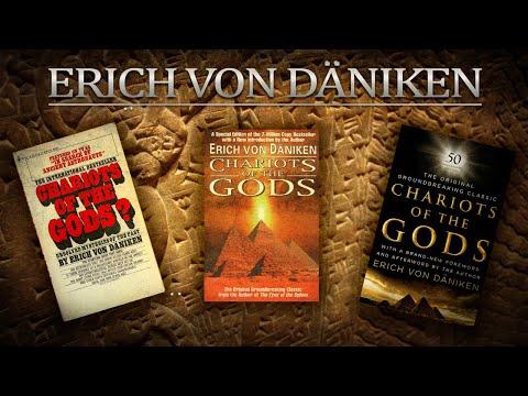 Erich von Däniken ' Sumerian Scriptures Influenced The Birth of Chariots of the Gods'