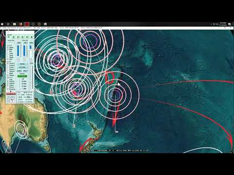 11/16/2018 -- Large Earthquake OUTBREAK -- Multiple M6.0+ earthquakes strike across planet