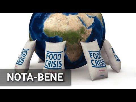 Коронавирус вызовет глобальный продовольственный кризис